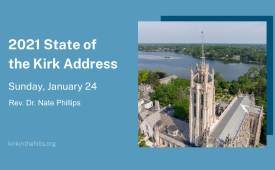 State of the Kirk Address 2021
